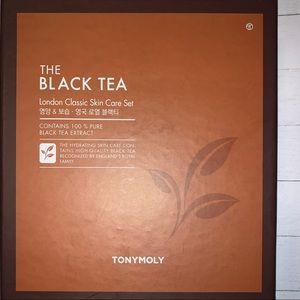 ✅Tony Moly Black Tea London Classic Skin Care Set